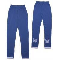 Штаны для девочек Valeri-tex 2186-55-042-007 Синий