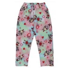 Бриджи для девочек Valeri-tex 0001-99-240-027-038 Ментол