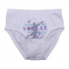 Трусы для мальчика Valeri-tex 0020-55-023 Белый