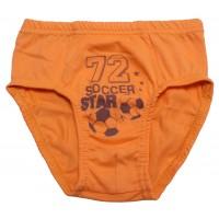 Трусы для мальчика Valeri-tex 0020-55-029-011 Оранжевый
