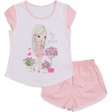 Пижама для девочек 0028-55-024-027-02
