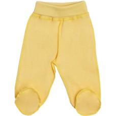 Ползунки Valeri-tex 0038-99-029-010 Желтый