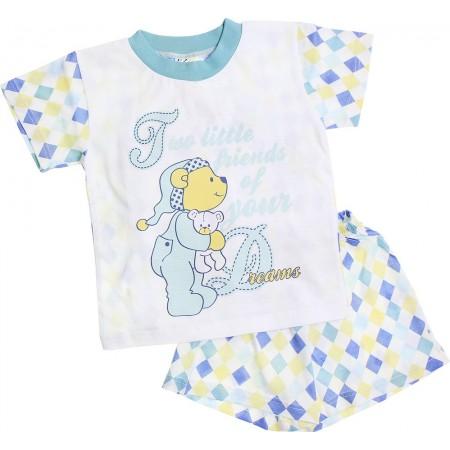 Комплект детский Valeri-tex 0039-55-027 Белый