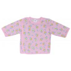 Распашонка Valeri-tex 0041-99-127-027 Розовый