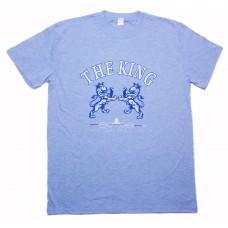 Футболка Valeri-tex 0061-55-126-032-1 Голубой меланж