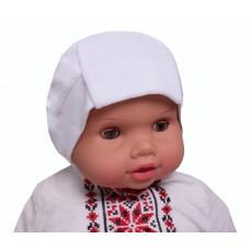 Шапка Valeri-tex 0412-99-165-2 Белый