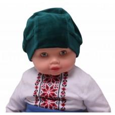 Шапка Valeri-tex 0412-99-165 Зеленый