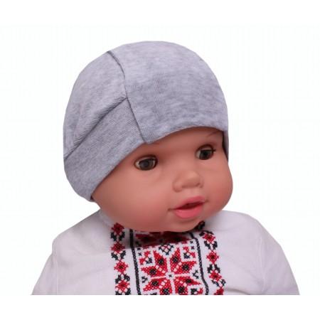 Шапки Valeri-tex 0412-99-265-1 Серый