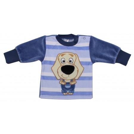 Джемпер детский Valeri-tex 0520-20-365-007 Синий