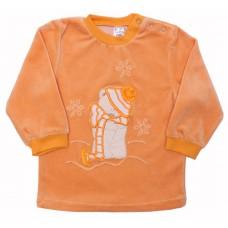 Джемпер Valeri-tex 0520-20-365-2 Оранжевый