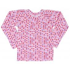 Футболка для девочек Valeri-tex 0630-99-193 Розовый