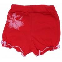Шорты для девочек Valeri-tex 0892-55-126-1 Красный