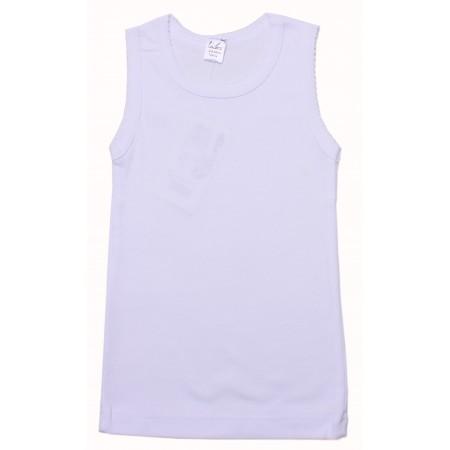 Майка для девочек Valeri-tex 0954-99-217-002 Белый