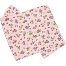 Пеленка Valeri-tex 1039-99-251-027-06 Розовый