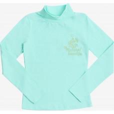 Блузка для девочек Valeri-tex 1078-20-042-020 Бирюзовый