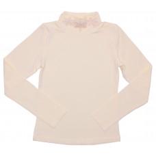 Блузка для девочек Valeri-tex 1078-20-042-024-1 Молочный