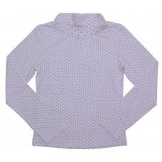 Блузка для девочек Valeri-tex 1078-99-140-027-2 Серый