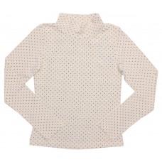 Блузка для девочек Valeri-tex 1078-99-140-027-4 Бежевый