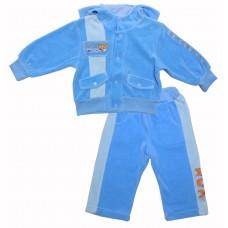 Комплект Valeri-tex 1123-20-365-1 Голубой