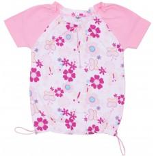 Блузка для девочек Valeri-tex 1197-99-240 Белый