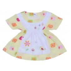 Блузка для девочек Valeri-tex 1203-75-026 Белый