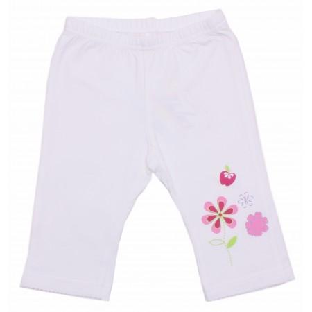 Штаны для девочек Valeri-tex 1253-55-242 Белый
