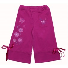 Брюки для девочек Valeri-tex 1255-55-042 Фиолетовый