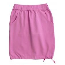 Юбка Valeri-tex 1258-99-042-1 Розовый