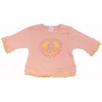 Блузка для девочек Valeri-tex 1267-20-305-1 Персиковый