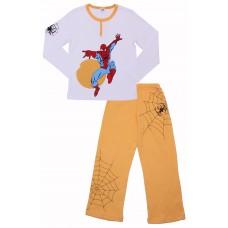 Пижама для мальчиков Valeri-tex 1272-55-293-1 Желтый