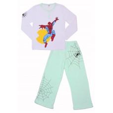 Пижама для мальчиков Valeri-tex 1272-55-293 Ментол
