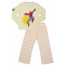 Пижама для мальчиков Valeri-tex 1272-55-295-1 Салатовый