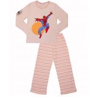 Пижама для мальчиков Valeri-tex 1272-55-295 Бежевый
