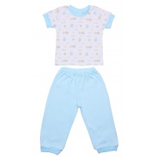 Пижама Valeri-tex 1277-99-293-1 Голубой