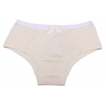Трусы для девочек Valeri-tex 1309-55-042-024 Молочный