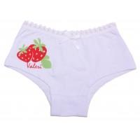 Трусы для девочек Valeri-tex 1312-55-242-9 Белый
