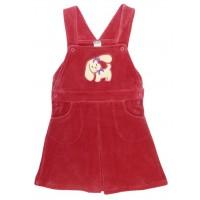 Сарафан Valeri-tex 1340-20-365-1 Красный