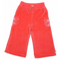 Штаны для девочек Valeri-tex 1354-20-365-1 Красный