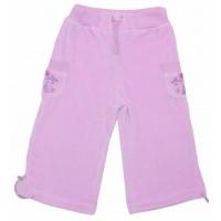 Штаны для девочек Valeri-tex 1354-20-365 Сиреневый