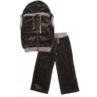 Комплект для мальчиков Valeri-tex 1382-75-365-1 Коричневый
