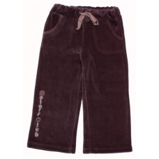 Штаны для мальчиков Valeri-tex 1377-20-365 Коричневый