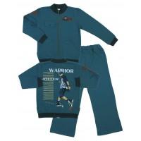 Комплект для мальчиков Valeri-tex 1387-75-255-1 Зеленый
