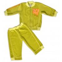 Комплект для мальчиков Valeri-tex 1397-20-365 Желтый