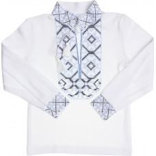 Рубашка Valeri-tex 1398-20-294-1 Белый