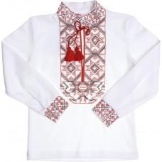 Рубашка Valeri-tex 1398-20-294 Белый