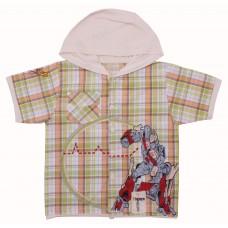 Рубашка для мальчиков Valeri-tex 1466-75-321-1 В ассортименте