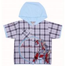Рубашка для мальчиков Valeri-tex 1466-75-321 В ассортименте