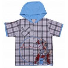 Рубашка для мальчиков Valeri-tex 1466-75-321-3 В ассортименте
