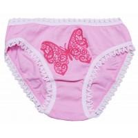 Трусы для девочек Valeri-tex 1500-55-025-006 Розовый