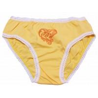Трусы для девочек Valeri-tex 1500-55-029-010 Желтый